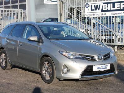 brugt Toyota Auris 1,6 T2 Premium Comfort TS