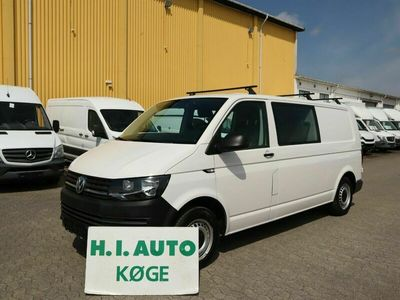 brugt VW Transporter 2,0 TDi 102 Mandskabsvogn