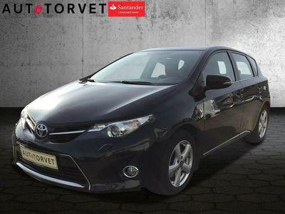 brugt Toyota Auris 2,0 D-4D T2+