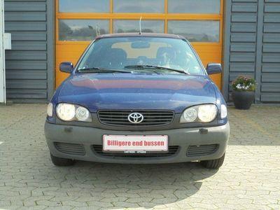 brugt Toyota Corolla 1,4 Terra