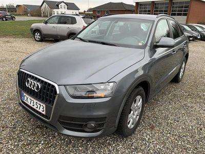 brugt Audi Q3 2,0 TDI 140HK 5d 6g