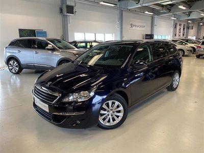 brugt Peugeot 308 SW 1,6 BlueHDi Style 120HK Stc