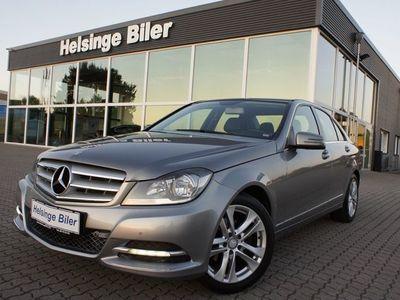 brugt Mercedes C200 2,2 CDi Avantgarde aut.
