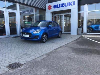 brugt Suzuki Swift 1,2 Dualjet Exclusive mild-hybrid 90HK 5d