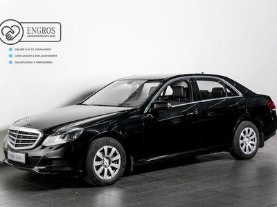 brugt Mercedes E200 2 CDi Classic aut. BE
