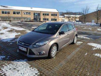 brugt Ford Focus 1.6 TDCi (115 HK) Hatchback, 5 dørs FWD Manuel