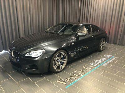 brugt BMW M6 Coupé aut.