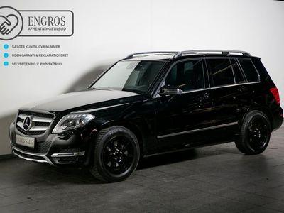 brugt Mercedes GLK200 2,2 CDi aut. BE