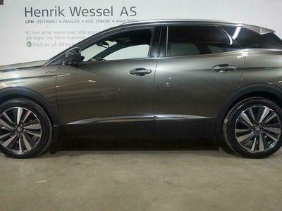brugt Peugeot 3008 1,5 BlueHDi GT Line LTD EAT8 130HK 8g Aut. A+