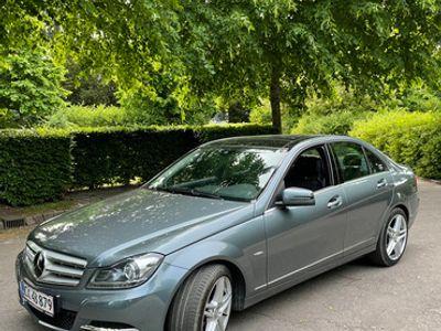 brugt Mercedes C220 CDI 204