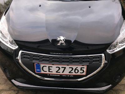 brugt Peugeot 208 1.2 82 HK Active