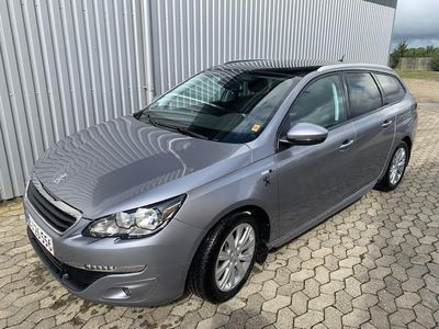brugt Peugeot 308 308SW ChiliStyle 16BlueHDi120