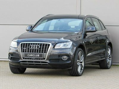 brugt Audi Q5 2,0 TFSi 211 S-line quattro S-tr.