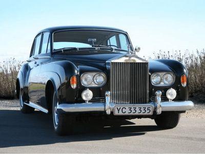 brugt Rolls Royce Silver Cloud III lhd