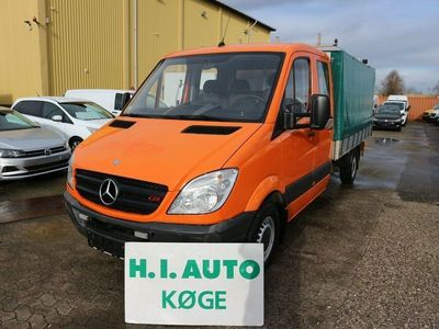 brugt Mercedes Sprinter 316 2,2 CDi R3 Db.Cab Chassis