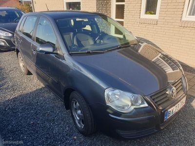 used VW Polo 1,4 16V Trendline 80HK 5d
