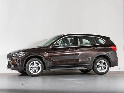 brugt BMW X1 2,0 sDrive18d aut. Van