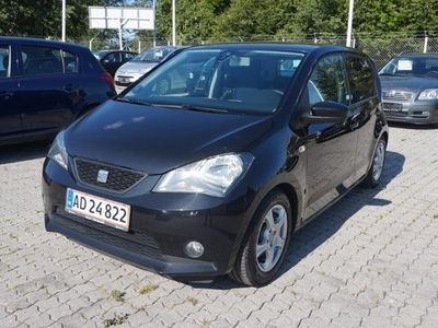 brugt Seat Mii 1,0 60 Style eco 5d
