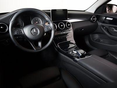 brugt Mercedes C200 BlueTEC aut.