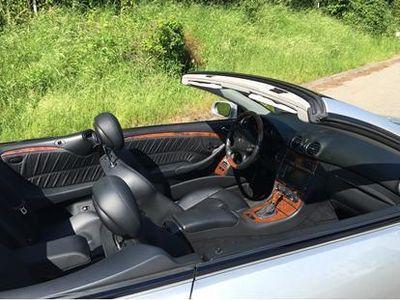 brugt Mercedes CLK350 3,5 Cabriolet