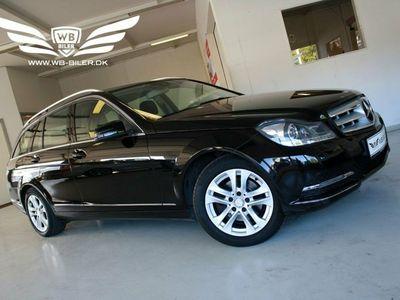 käytetty Mercedes C220 2,2 CDi Avantgarde stc. aut. BE