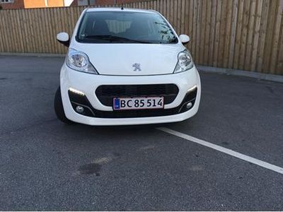 brugt Peugeot 107