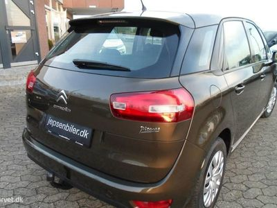 brugt Citroën C4 Picasso 1,6 HDI Attraction 90HK