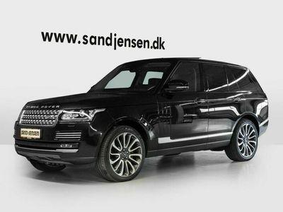 brugt Land Rover Range Rover 5,0 SCV8 SVAutobiography aut.