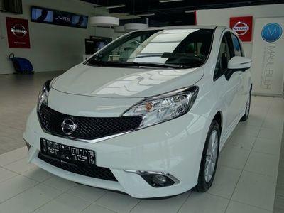 brugt Nissan Note 1,2 Acenta Tech