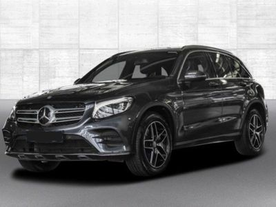 usado Mercedes GLC250 d 2,2 AMG Line aut. 4-M