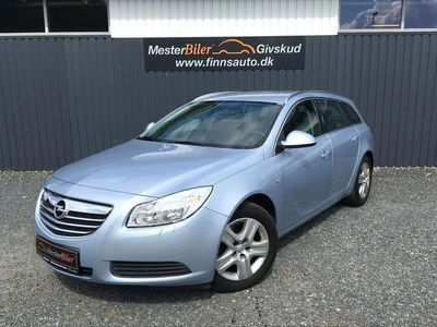 begagnad Opel Insignia Sports Tourer 2,0 CDTI Edition 160HK Stc