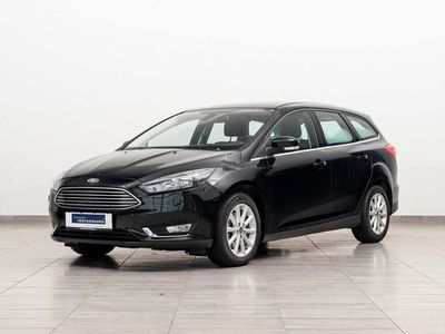 brugt Ford Focus 1,5 EcoBoost Titanium 150HK Stc 6g