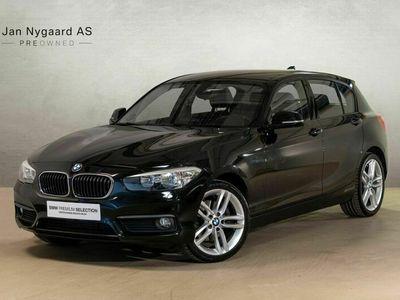brugt BMW 125 i