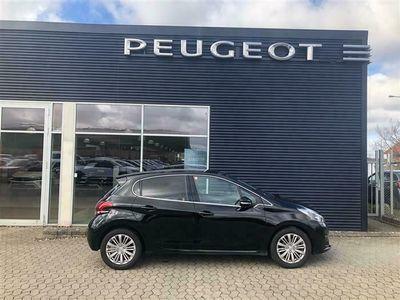 brugt Peugeot 208 1,2 PureTech Velvet 82HK 5d