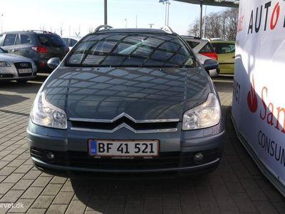 brugt Citroën C5 2,0 i 16V Elegance 140HK 5d