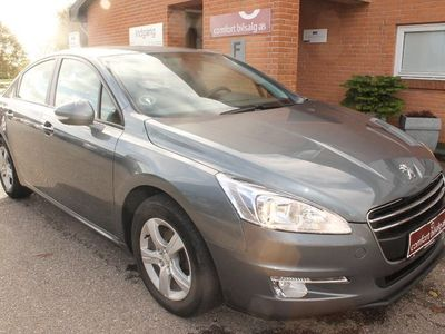 brugt Peugeot 508 1,6 HDi 112 Active