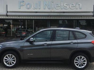 used BMW X1 20D 2,0 sDrive20d aut 190HK 5d
