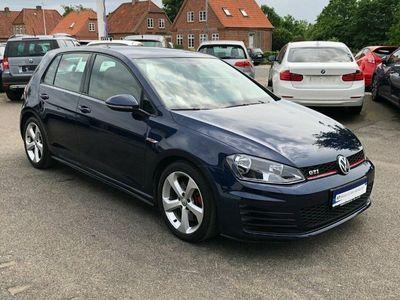 brugt VW Golf VII 2,0 GTi DSG BMT