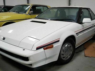 brugt Subaru XT 1,8 Turbo 4x4