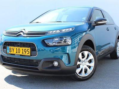 brugt Citroën C4 Cactus 1,6 Blue HDi Iconic start/stop 100HK Van