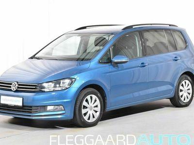 brugt VW Touran 2,0 TDI BMT SCR Comfortline DSG 150HK 6g Aut.