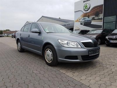 begagnad Skoda Octavia 1,6 TDI Common Rail DPF Greenline 105HK 5d