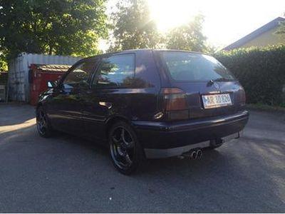 brugt VW Golf III 1,8 Joker 3 dørs