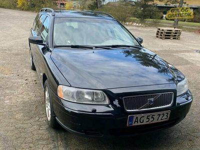 brugt Volvo V70 2,4 170hk Årg. 2005