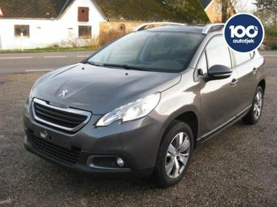 second-hand Peugeot 2008 1,2 VTi 82 Active Motion
