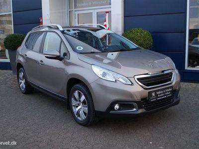 brugt Peugeot 2008 1,6 e-HDi Motion+ ESG 92HK 6g Aut.