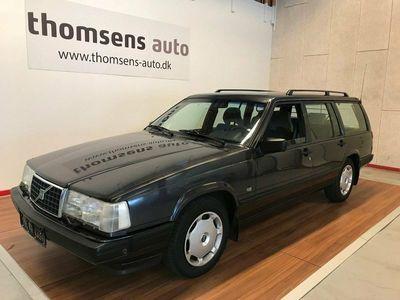 brugt Volvo 940 2,3 Turbo stc. aut.