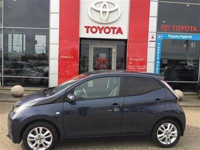 brugt Toyota Aygo 1,0 VVT-I X-Cellence 69HK 5d