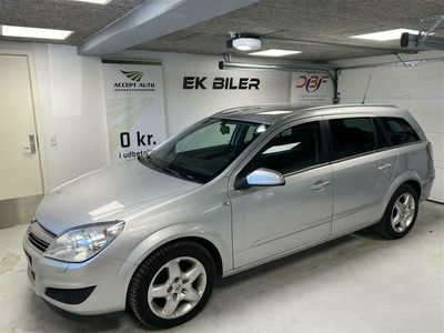 brugt Opel Astra 6 Turbo 180HK Stc