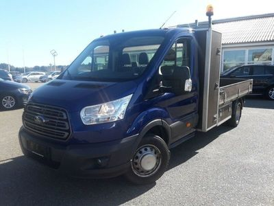 brugt Ford Transit 470 L4 Chassis 2,2 TDCi 155 Trend H1 RWD